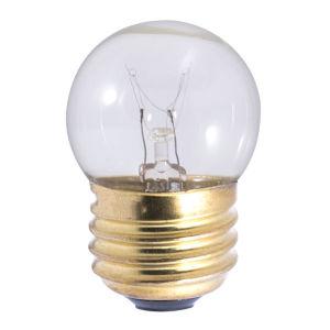 Clear Incandescent S11 Standard Base Warm White 40 Lumens Light Bulb