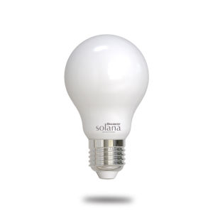 Milky Smart LED A19 40 Watt Equivalent Standard Base Tunable Color Temperature 500 Lumens Smart Home Light Bulb