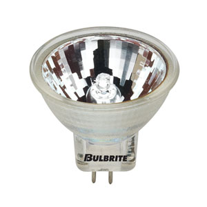 10W MR11 GU4 12V Halogen Narrow Flood Bulb