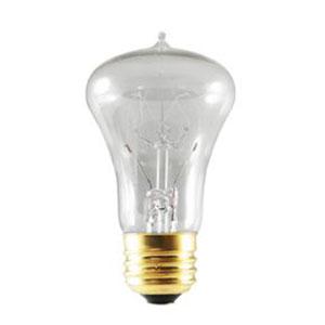 40W Centennial E26 Incandescent Amber Bulb