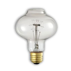 40W E26 Incandescent Antique Loop Bulb