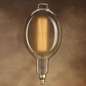 60W BT56 E27 Incandescent Antique Bulb