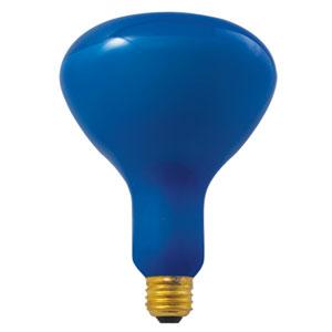 150W R40 E26 Blue Bulb