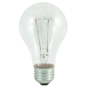 25W A19 E26 Bulb, Pack of 2