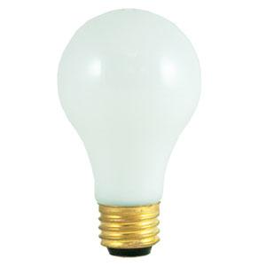 30/70/100W A19 E26 Frost Bulb