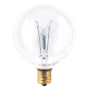 40W G16.5 E12 130V Bulb