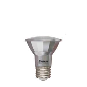 7W PAR20 E26 LED Silver Bulb, 3000K