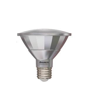 13W PAR30 SN E26 LED Silver Bulb, 3000K, 50W Equivalent