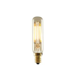 2W T6 E12 LED Amber Bulb