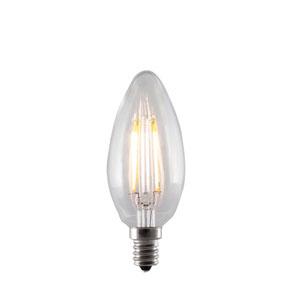 4W B11 E12 LED Clear Bulb