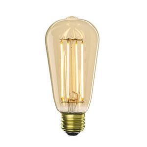 5W ST18 E26 LED Antique Bulb