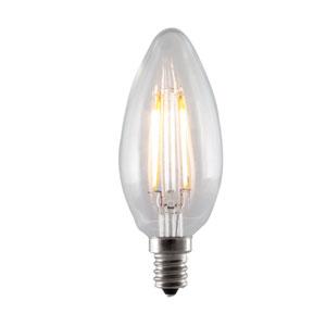 2.5W B11 E12 Clear Filaments LED Bulb