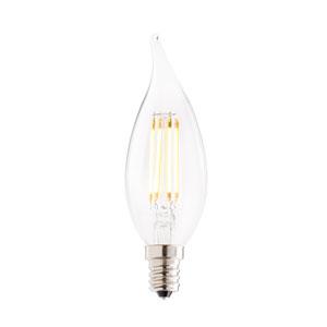 4.5W CA10 E12 Clear Filaments 2700K LED Bulb