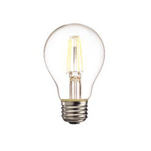 7W A19 E26 LED Frost Filament Bulb, 700 Lumens