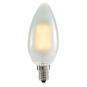 4.5W B11 E12 Frosted Filaments LED Bulb