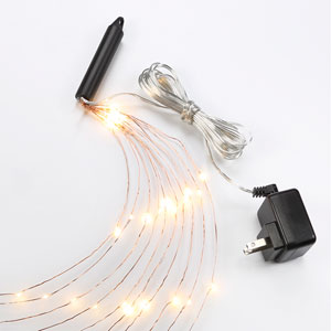 8W LED Copper Starry String Lights