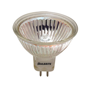 35W MR16 GU5.3 12V Halogen Flood Bulb, 2000K