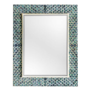 Makaria Coastal Blue Mirror