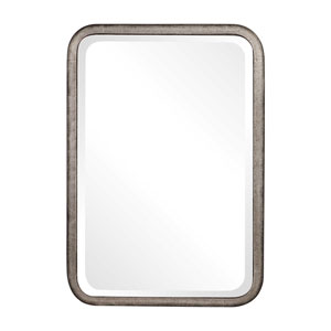 Madox Galvanized Iron Mirror