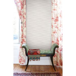 Ronald Redding Tea Garden Neutral Kimono Wallpaper