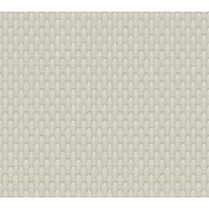 Antonina Vella Deco Beige Club Diamond Wallpaper