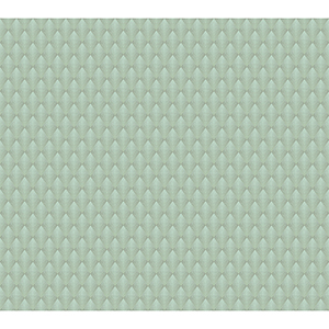 Antonina Vella Deco Green Club Diamond Wallpaper