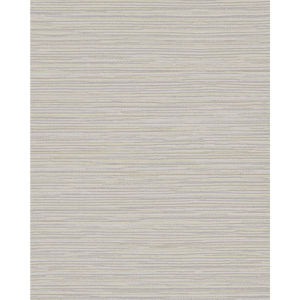 Color Digest Gray Ramie Weave Wallpaper