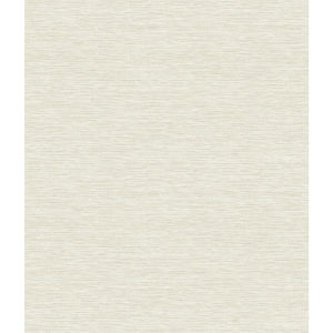 Impressionist Off White Challis Woven Wallpaper