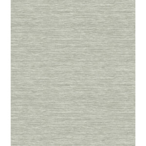 Impressionist Gray Challis Woven Wallpaper