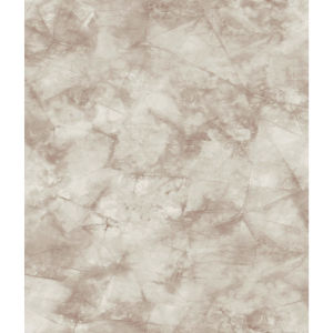 Impressionist Brown Pressed Petioles Wallpaper
