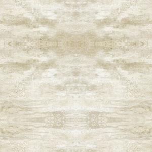 Impressionist Neutral Serene Jewel Wallpaper