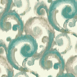 Candice Olson Modern Artisan Arabesque Wallpaper