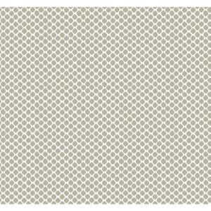 Conservatory Taupe Solarium Geo Wallpaper