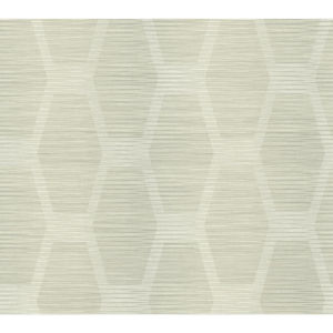 Conservatory Beige Congas Stripe Wallpaper