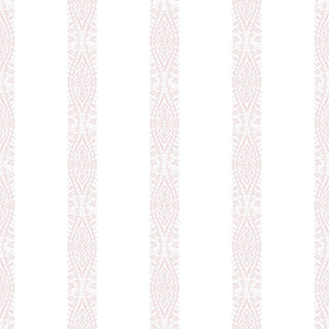 A Perfect World Pink Ballerina Stripe Wallpaper