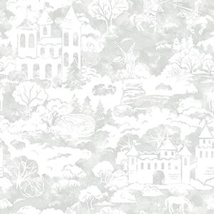 A Perfect World Grey Quiet Kingdom Wallpaper