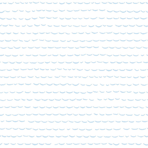 A Perfect World Blue Calming Seas Wallpaper