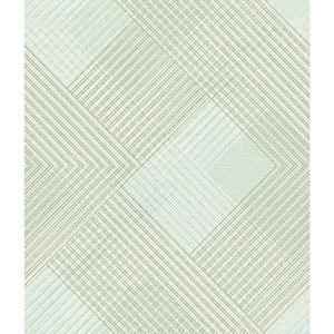 Norlander Green Scandia Plaid Wallpaper