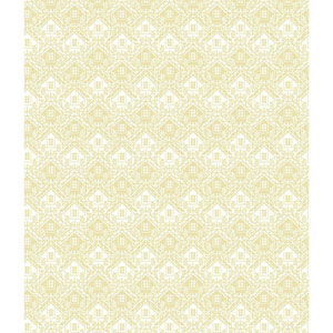 Norlander Off White Chalet Wallpaper