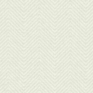 Norlander Off White Cozy Chevron Wallpaper