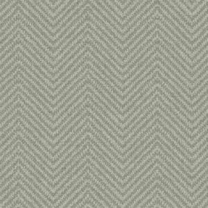 Norlander Green Cozy Chevron Wallpaper