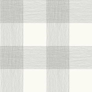 Magnolia Home Black and White Common Thread Peel and Stick Wallpaper