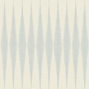 Magnolia Home Baby Blue Handloom Peel and Stick Wallpaper