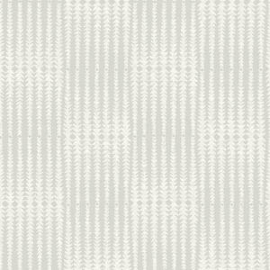 Magnolia Home Gray Vantage Point Peel and Stick Wallpaper