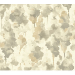 Simply Candice Neutral Mirage Peel and Stick Wallpaper