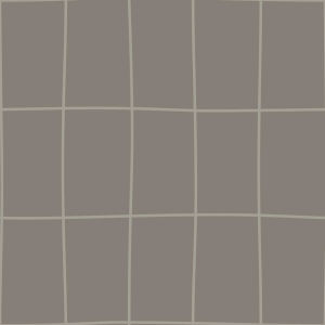 Gray and Silver Metallic Off The Grid Peel and Stick Wallpaper