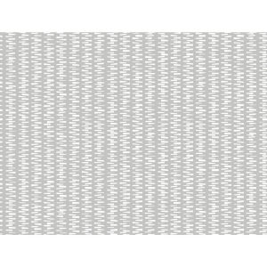 Small Prints Resource Library Gray Two-Inch Stacked Stripe Wallpaper
