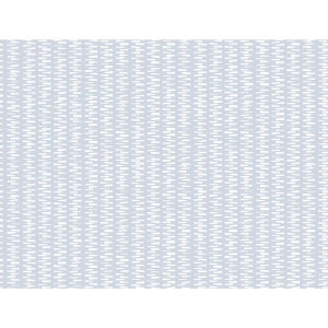 Small Prints Resource Library Sky Blue Two-Inch Stacked Stripe Wallpaper
