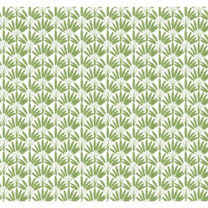 Small Prints Resource Library Green Two-Inch Frond Fan Wallpaper