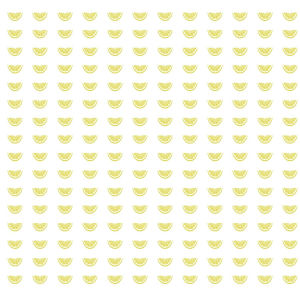 Small Prints Resource Library Lemon Two-Inch Citrus Party Wallpaper